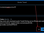 ¡Aumente el número de caracteres en Twitter!