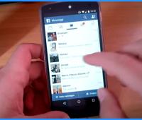 Cómo activar el chat clásico de Facebook en un Smartphone