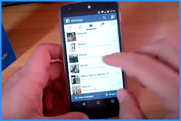 como-desbloquear-el-chat-clasico-de-facebook-en-un-smartphone