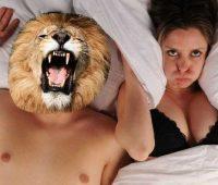 ¿Qué tan rápido y permanentemente deshacerse de los ronquidos durante el sueño?