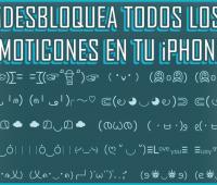 ¡Desbloquea todos los emoticones en tu iPhone!