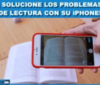 ¡Solucione los problemas de lectura con su iPhone!