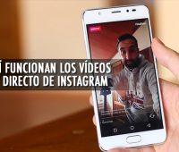 Cómo emitir en directo en Instagram