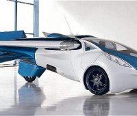 Los coches voladores pueden llegar al mercado en el 2018