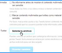 Cómo descargar y recuperar los viejos tweets de una cuenta